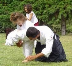aikido para crianças foto