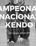Torneio Nacional de Equipas – Kendo