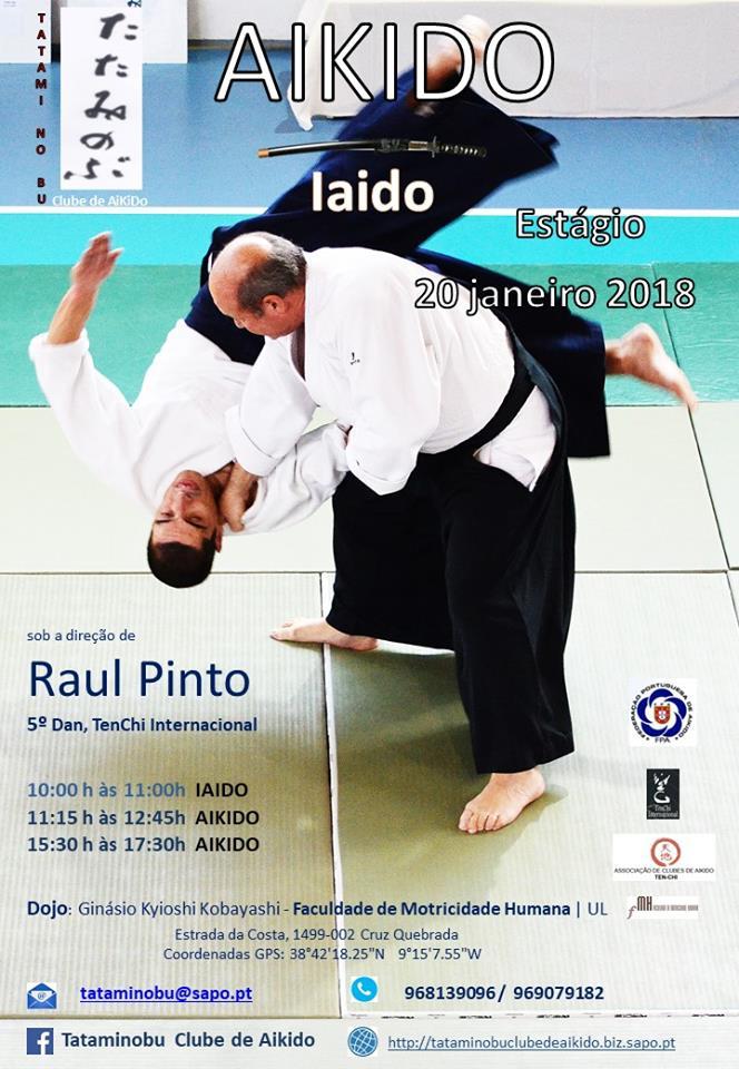 Estágio Aikido – 20 jan 2017