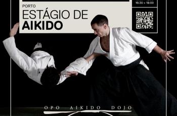 estágio Aikido – Porto