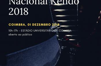 Campeonato Nacional de Kendo – Coimbra 01 dez 2018