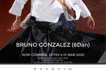 Estágio Aikido – Bruno Gonzalez